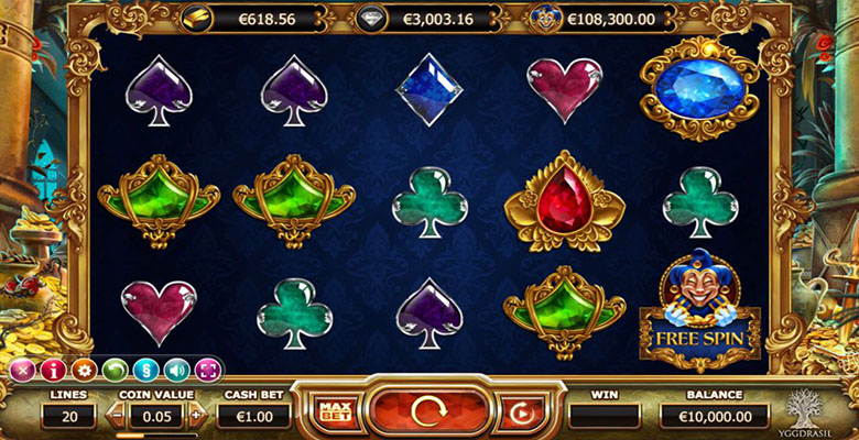 empire fortune casino