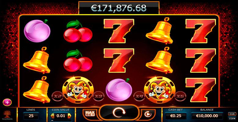 joker millions casinos