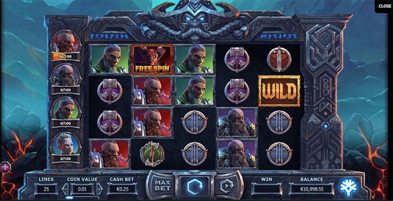 vikings go to hell bonus