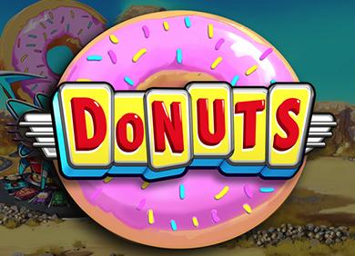 donuts slot logo recension