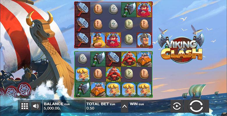 viking clash slot review