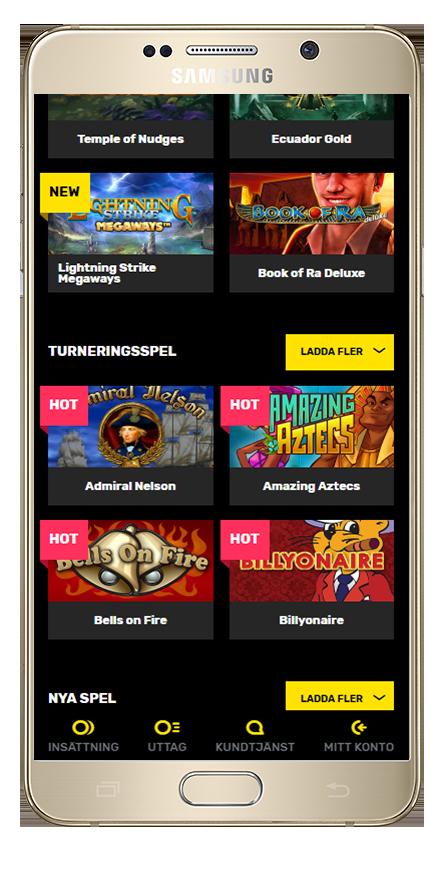 hyper casino mobile website